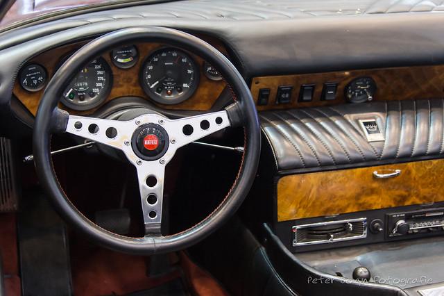 Monteverdi High Speed 375C Cabriolet - 1971