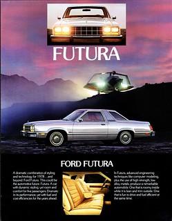 1978 Ford Futura