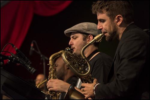 Torkestra: Jazz Fest day 4 on May 4, 2017. Photo by Ryan Hodgson-Rigsbee www.rhrphoto.com
