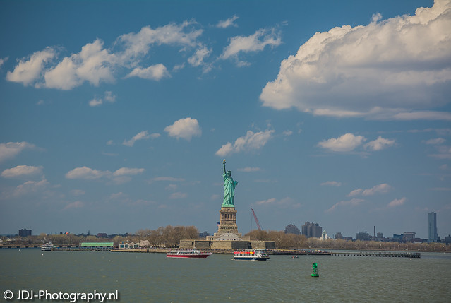 Ferry Tales, New York City style; Statue of Liberty