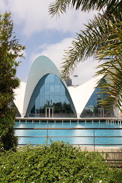 Valencia - City of Arts and Sciences 77