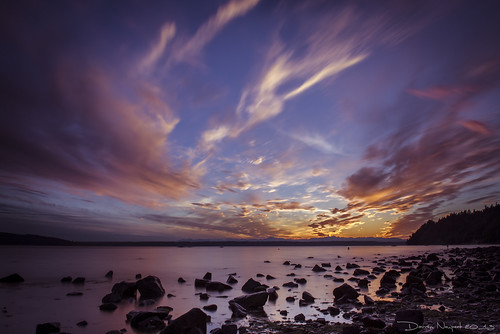 sunset water clouds pugetsound saltwater cloudysky desmoinesmarina leebigstopper