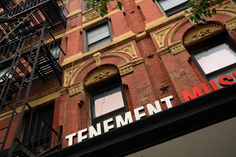 New York - Tenement Museum