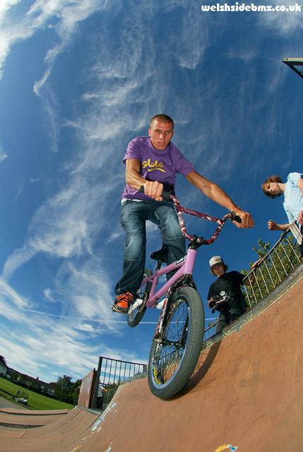 Coady Nosepick at LSP, llanishen Skatepark, Cardiff