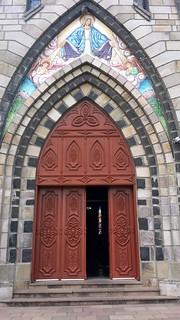 Catedral de pedra, Canela/RS, Brasil.