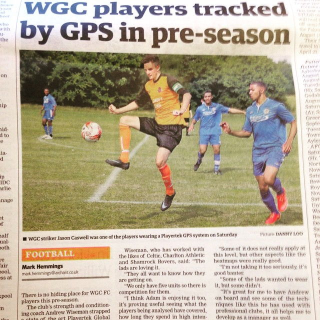 Excellent write up in local news paper about Welwyn Garden… | Flickr