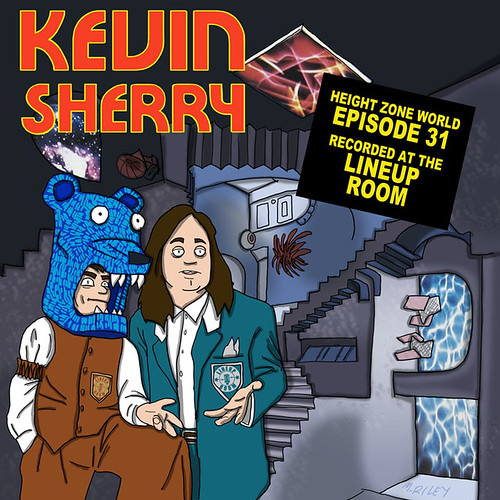 Episode 31 Kevin Sherry | by Mike Riley