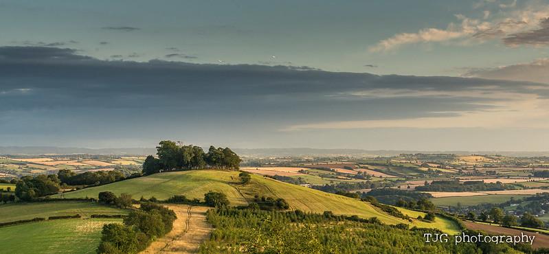 Kelston Roundhill from Prospect Stile