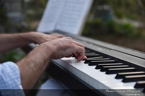 Where words fail,music speaks. | by Dimitris Tsitenidis