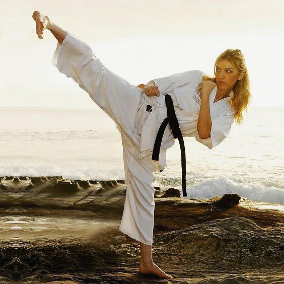 I don't need a weapon, I am one #taekwondo #blackbelt #tae