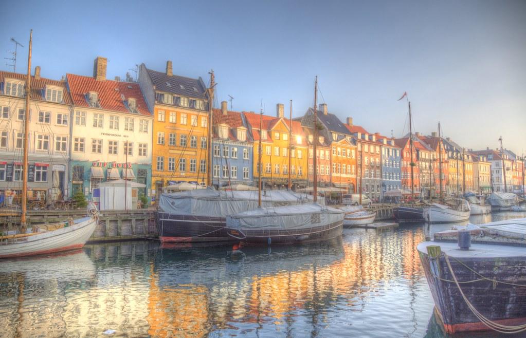 Godmorgen København - by blavandmaster Godmorgen København - by blavandmaster