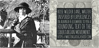 ROSE WILDER LANE #100travelHERS | by sandrakaybee