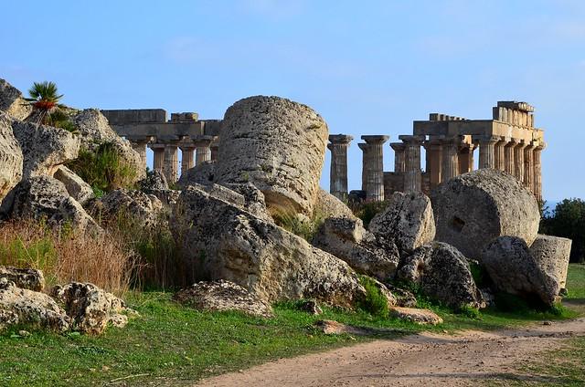 Parc Archéologique de Selinunte  (6)