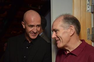 Brassbandfestivalen 2013 - Anders Lundin och Philip McCann (Foto: Olof Forsberg)