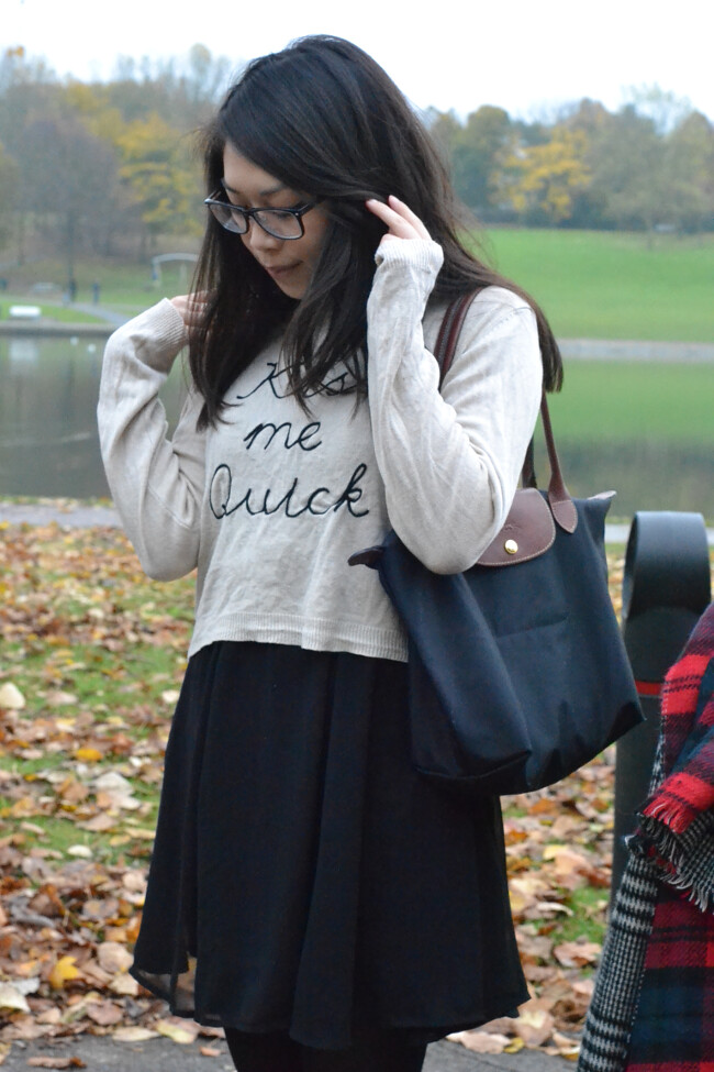 Daisybutter - UK Style and Fashion Blog: what i wore, ootd