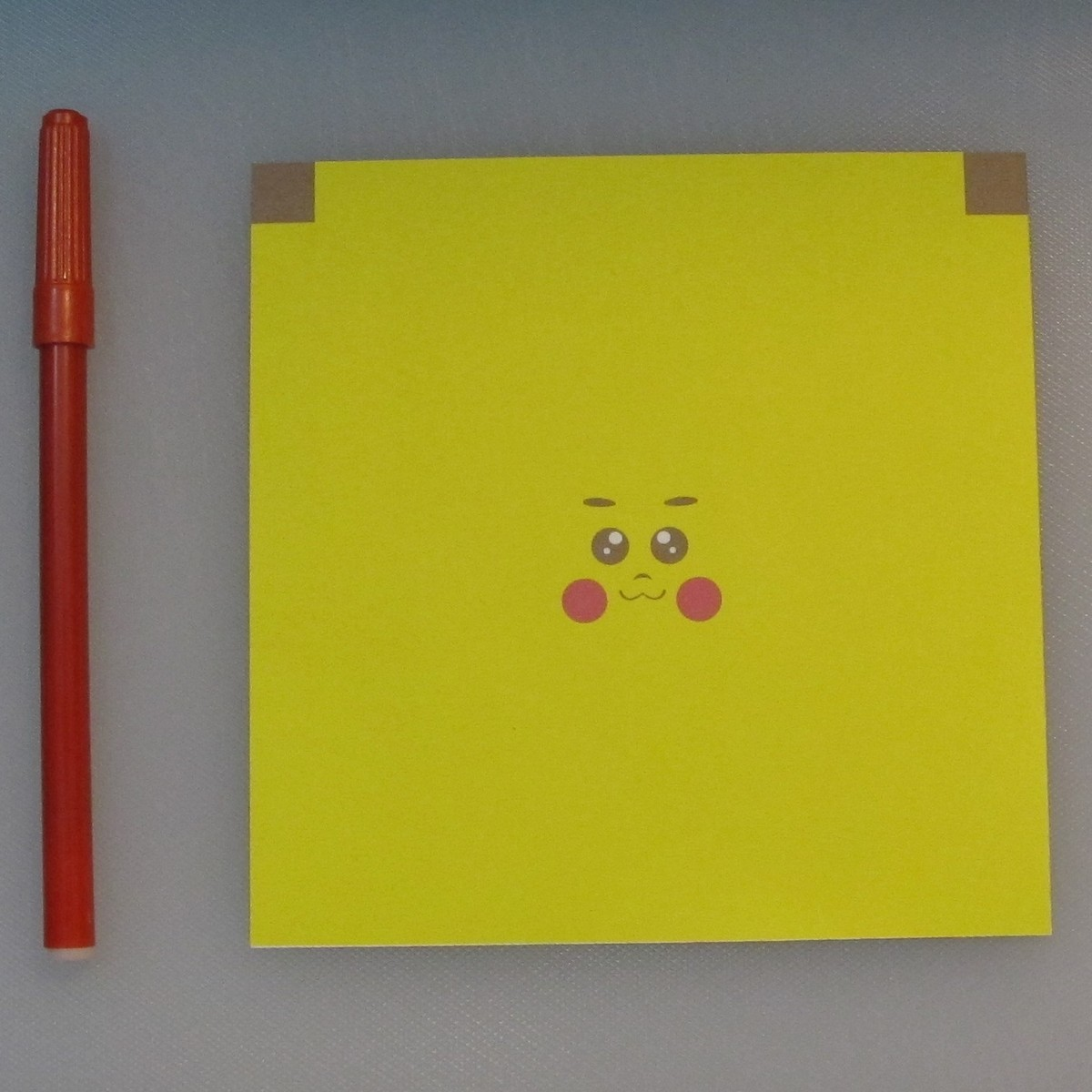 mookeep-วิธีพับกระดาษเป็นรูปปิกาจู-01-001