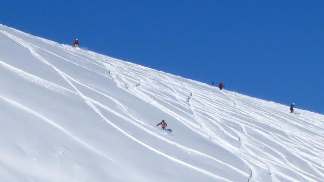 Skiing @ Stubaier Gletscher 2013