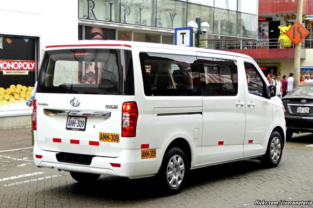 cd4d9e9d6cbfa ... Changan Grand Van Turismo - Lima
