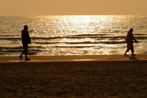 sunset 稲佐の浜 出雲市