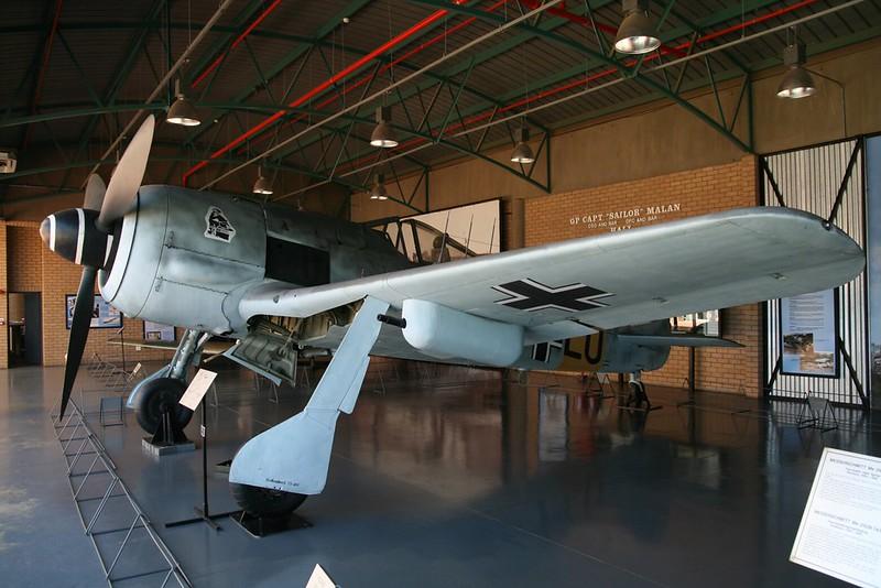 Focke-Wulf Fw 190A-6 1