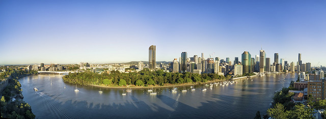 Brisbane Sunrise -c/o MavicPro