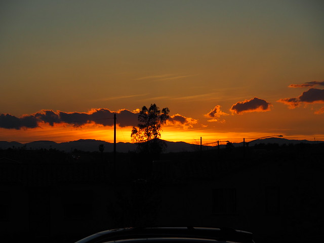 Q3256852 Twentynine palms sunset