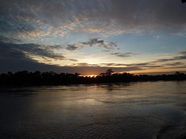 Crucero por el Amazonas en la selva peruana
