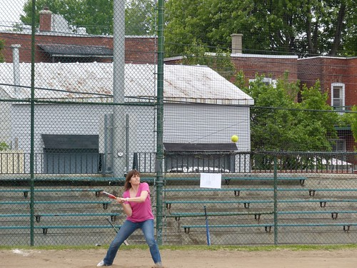 Vanier Staff Picnic - Softball Game | by vaniercollege