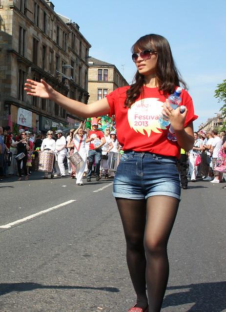 Glasgow: West End Festival 2013