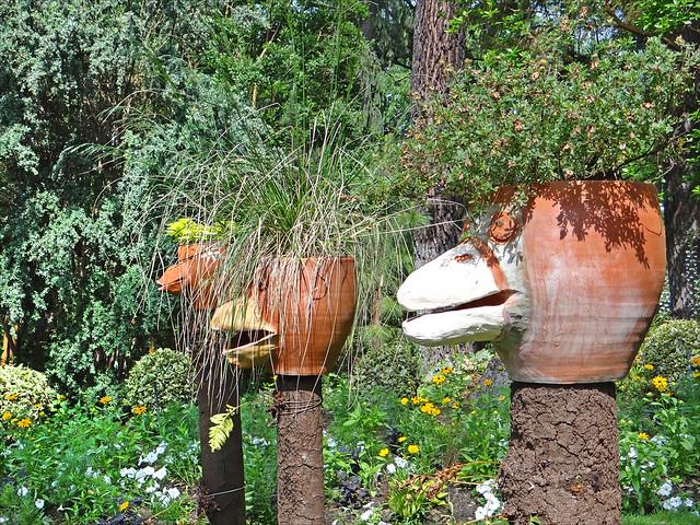 Le jardin des plantes (Le Voyage, Nantes)