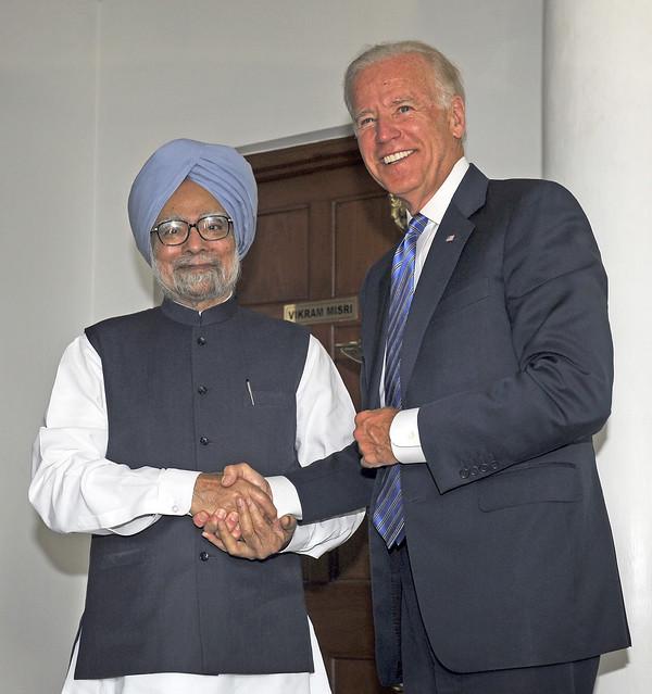 U.S. Vice President Joe Biden visits India, July 22-26, 2013