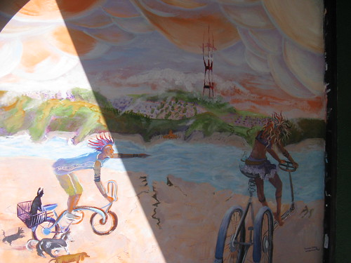 2013-09-09 21109 The Mission - Mural with Sutro Tower | by Dennis Brumm