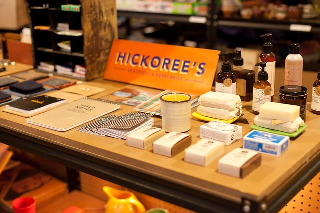 Hickoree's