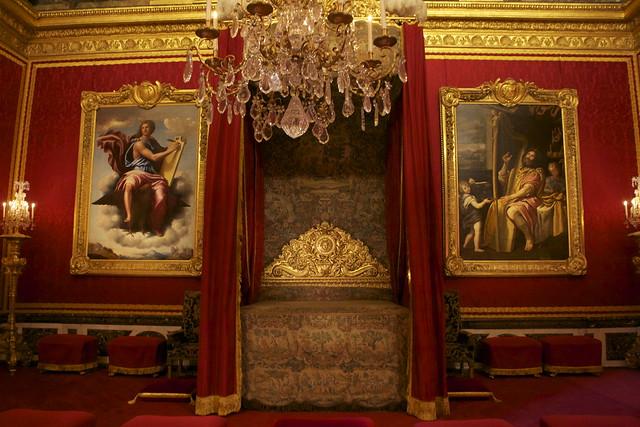 Le chambre de le Roi