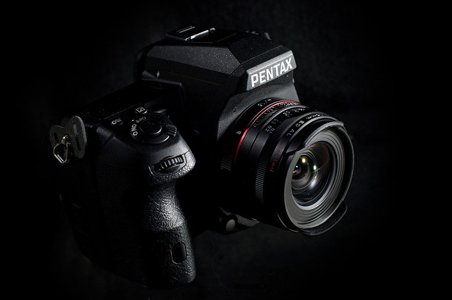 PENTAX K-3 (body)