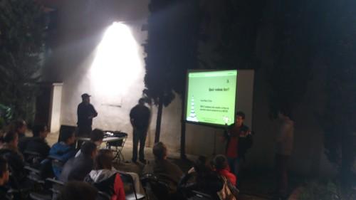 Presentació oficial de la colla 9/11/2012