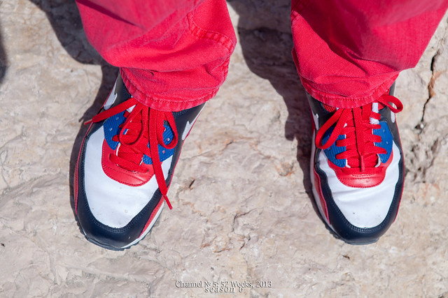 Channel № 5: 52 Weeks, 2013 - S06E23 - Sneakerhead