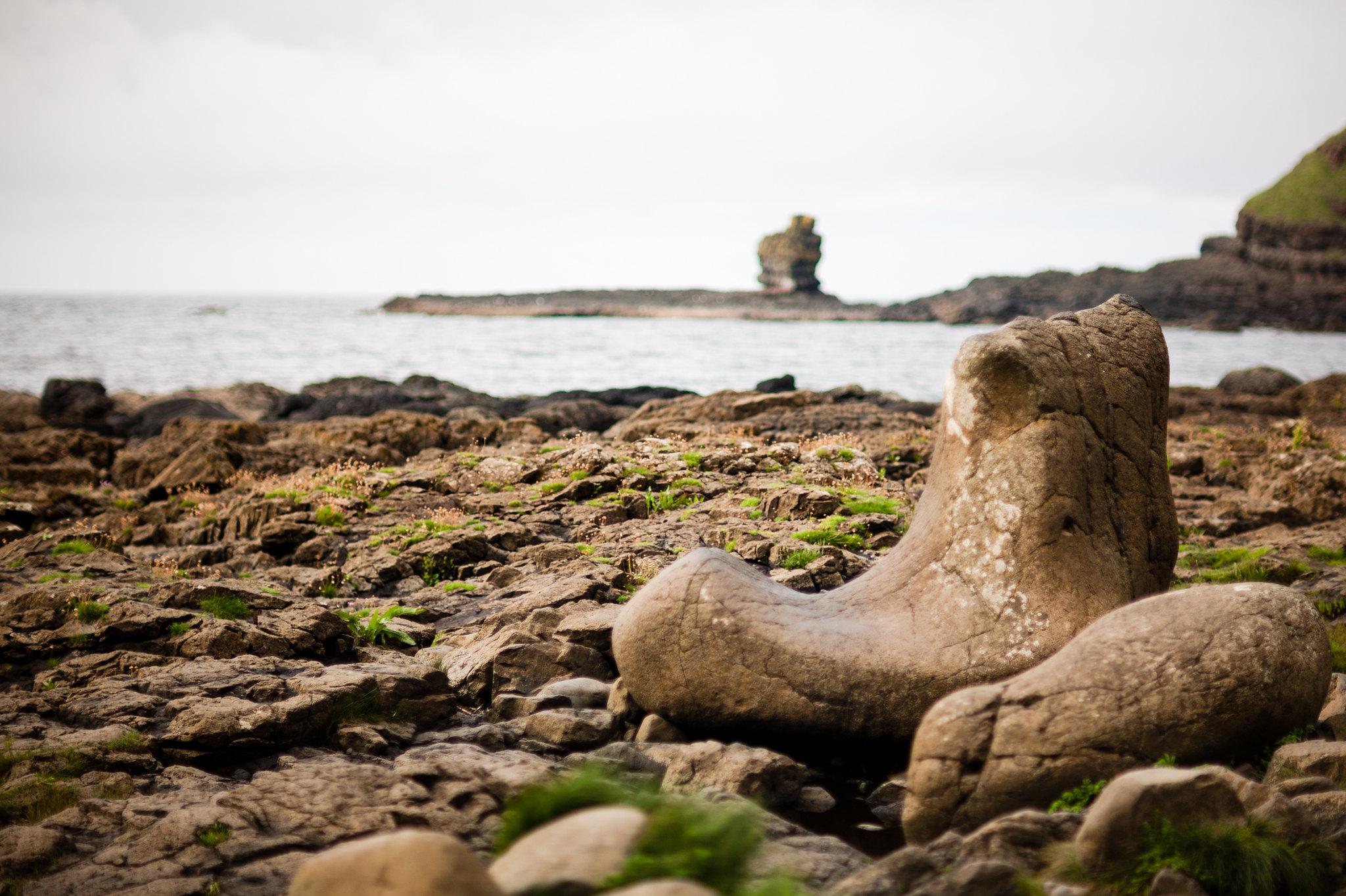 Giant's Boot.