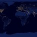 Earth at Night, 2012 (NASA, 4/18/12 - 10/23/12)