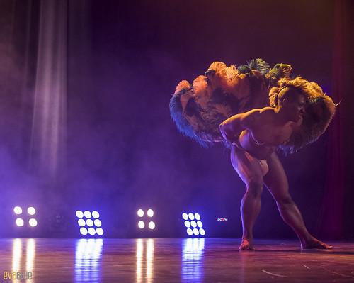 RAY GUNN monde ose burlesque ball 07 | by Eva Blue