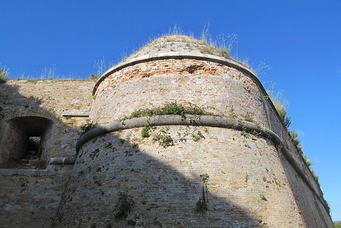 fortress croatia architecture history up travels wall frombelow