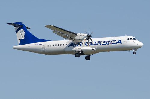 F-GRPI - ATR 72-500 (72-212A) - Air Corsica - msn 722 | by TLS Plane Spotting