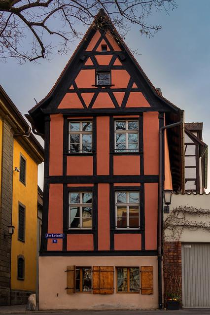 Bamberg, Am Leinritt 9