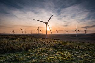 Whitelee Wind Farm | by Ian D