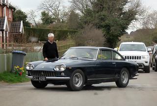 1964 Ferrari 330GT | by Spottedlaurel