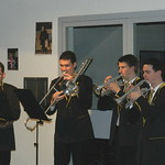 Herbstkonzert mit Theatergruppe 2011