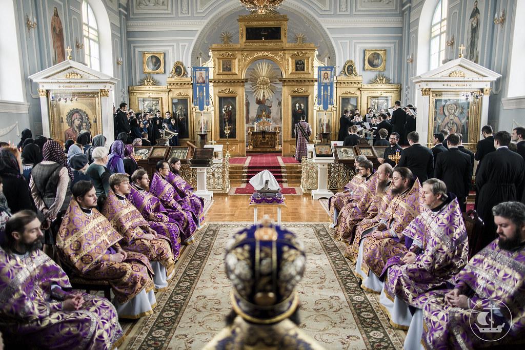 13 апреля 2017, Великий Четверг / 13 April 2017, Holy Thursday