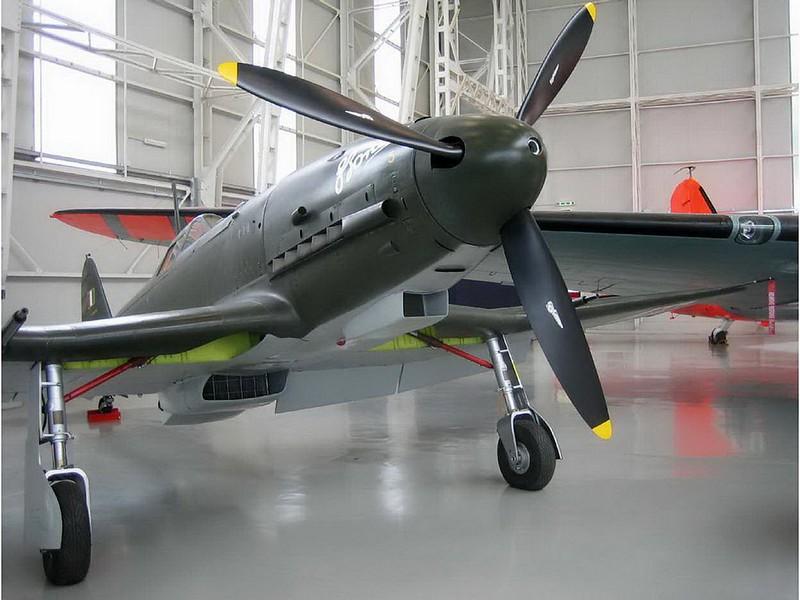 Fiat G-55 Centauro 8