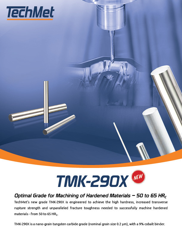 Techmet TMK-290X Brochure