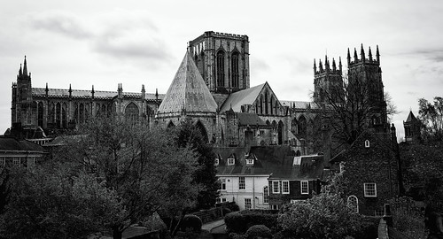 7dwf ancient blackandwhite building church city england flickr gb minster monochrome monochromephotography northyorkshire uk york